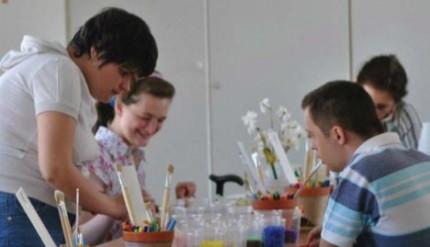 Centrul Multifuncţional pentru tineri cu dizabilităţi