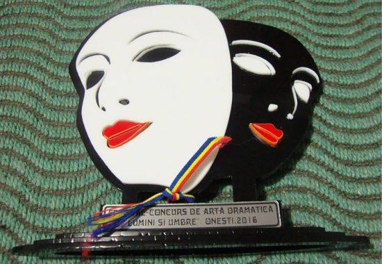 """Asociația """"Clubul Expresia Ideii"""" din Onești organizează Festivalul """"Concurs de artă dramatică"""""""